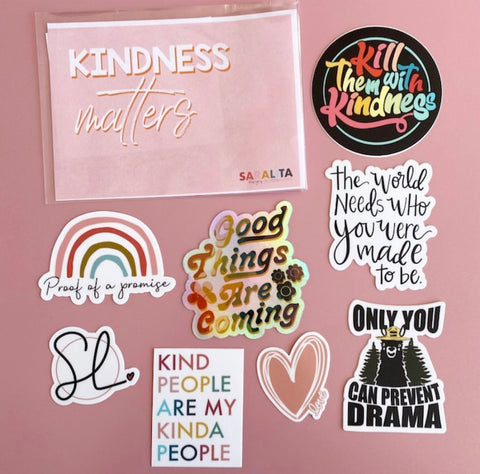 """Kindness Matters"" Ultimate PACK 1"