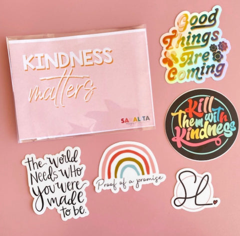 """Kindness Matters"" Mini PACK 2"