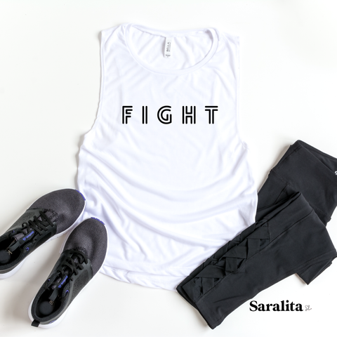 FIGHT - Muscle Tank