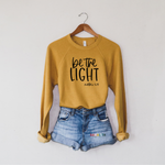 Mustard Fleece Premium Sweater- You Pick the Design ( or get it Blank)
