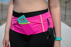Your medical and fitness running belt lets you take your EpiPen or insulin pump with ease.