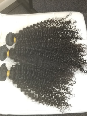 Pure Kinkx Peruvian Virgin Hair
