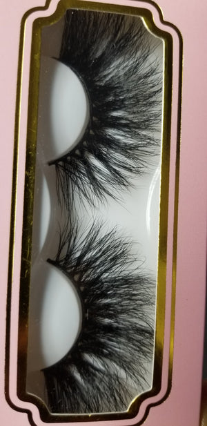 Mink Lashes Stephanie