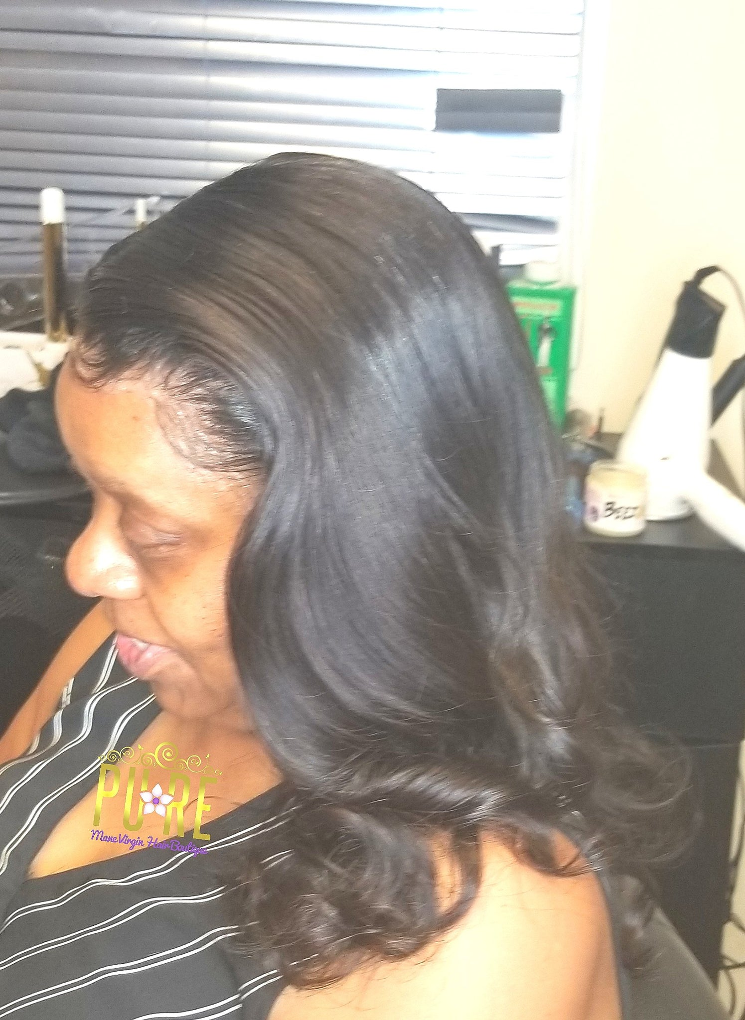 8a+  Brazilian Virgin Full Lace   Unit