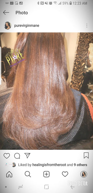 Raw Cambodian Virgin Hair Straight/Wavy *Very Popular. 10% Off At Checkout Promo Code:  Pure