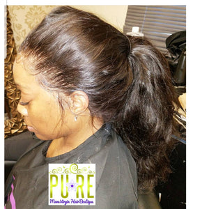 Raw Chantelle Cambodian Full Lace Unit