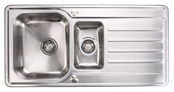 ABBEY BOWL & HALF KITCHEN SINK