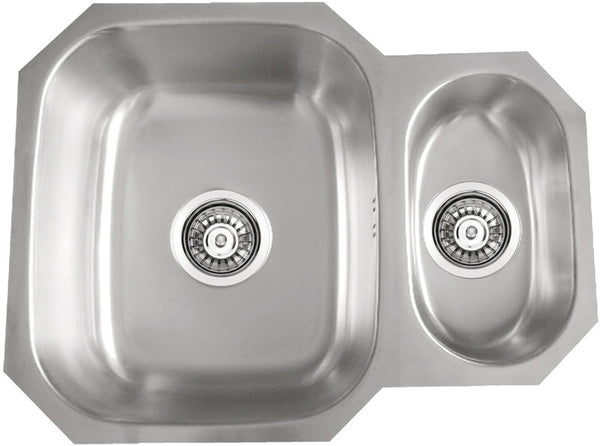 Hafele Calder 1.5 Bowl Undermount Sink