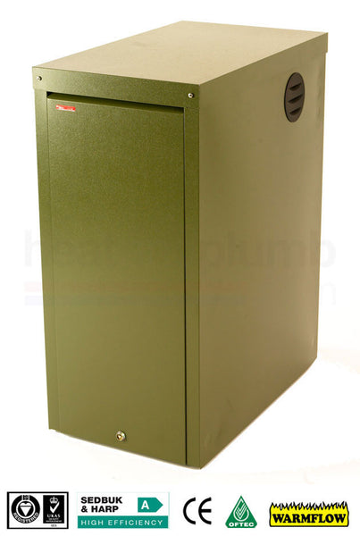 warmflow kabinpak outdoor boiler