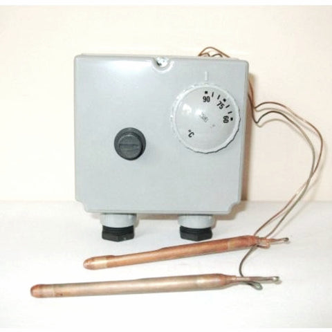 IMIT TWIN THERMOSTAT (LONG PROBE)