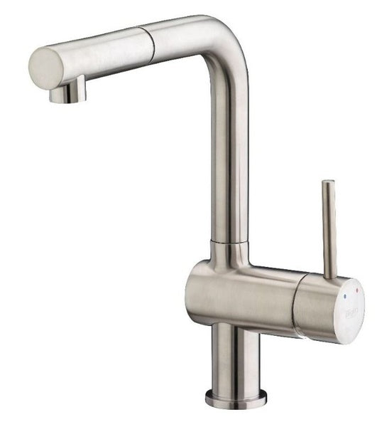 Francis Pegler Adorn w/ pullout spout (Brushed Steel)