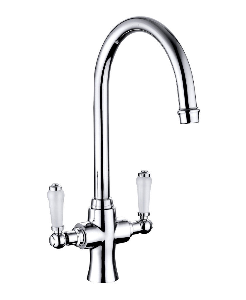 Ceramic Lever Kitchen Tap