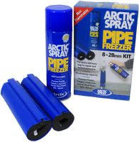 Arctic Spray - Pipe Freezer Kit  8-28mm