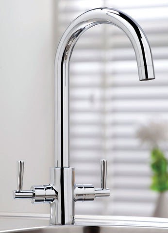 Kingston Sink Mixer Tap