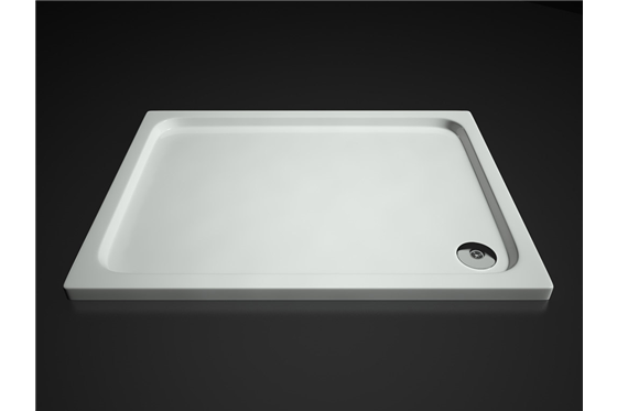 Medium Rectangle Shower Tray (40mm)