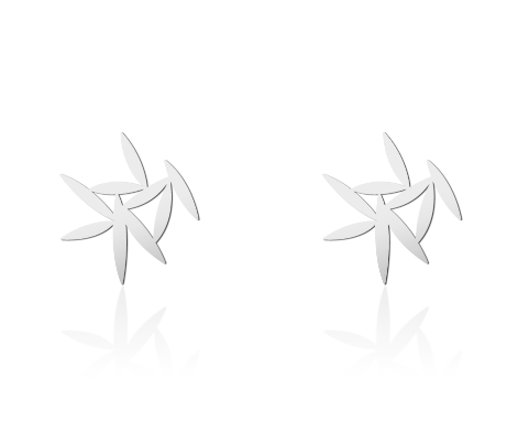 Leafy Earrings (XS)