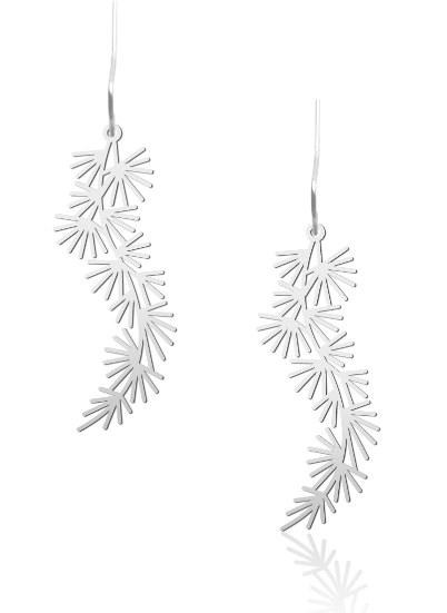 Pine Earrings