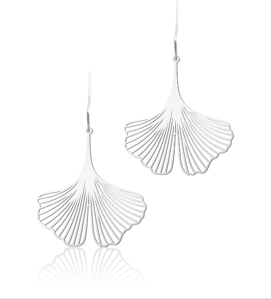 Ginkgo Earrings S