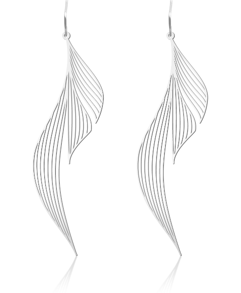 Ripple Earrings M