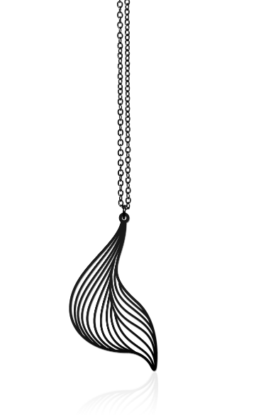Soft Pendant (S) Black