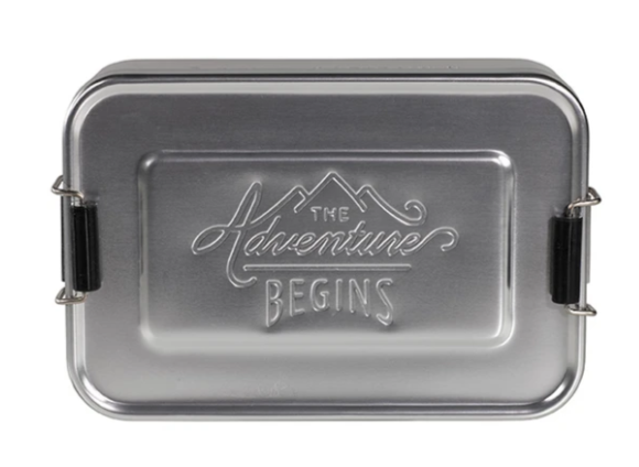 Aluminium Lunch Tin
