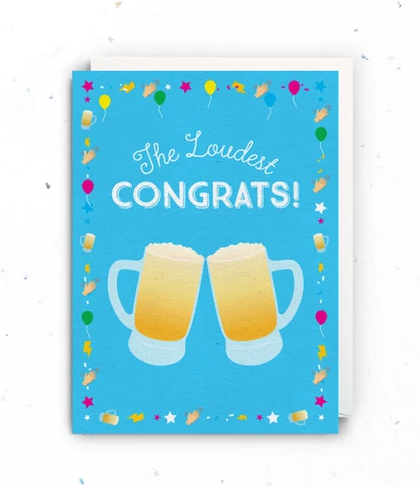 Cards - Congrats Cheers
