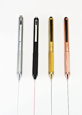 Monteverde Quadro 4-in-1 Multifunction Pen