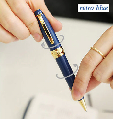 Antenna shop - Table talk classic signature metal pen
