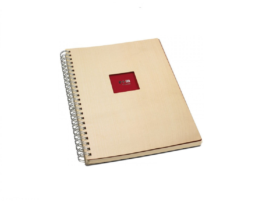 Notebook Wood-Book