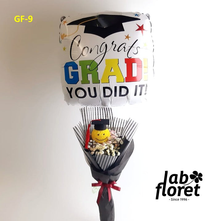 GF-9 Graduation Bouquet