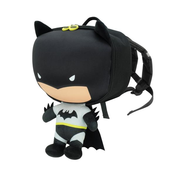 JUSTICE LEAGUE BATMAN 3D KID'S BACKPACK