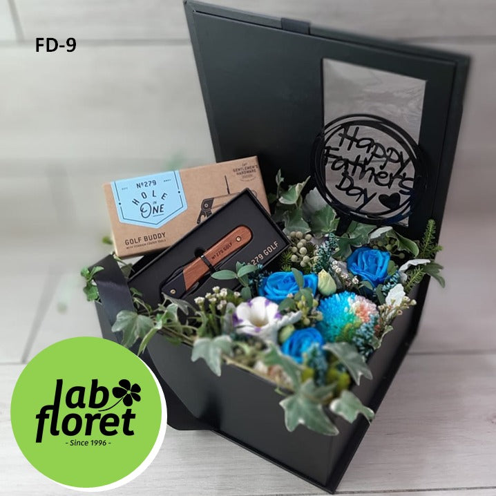 FD-9 Golf Multi Tool in Flower Box