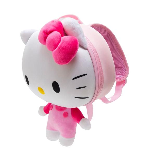 OFFICIAL LICENSED HELLO KITTY RIDAZ 3D KID'S BACKPACK