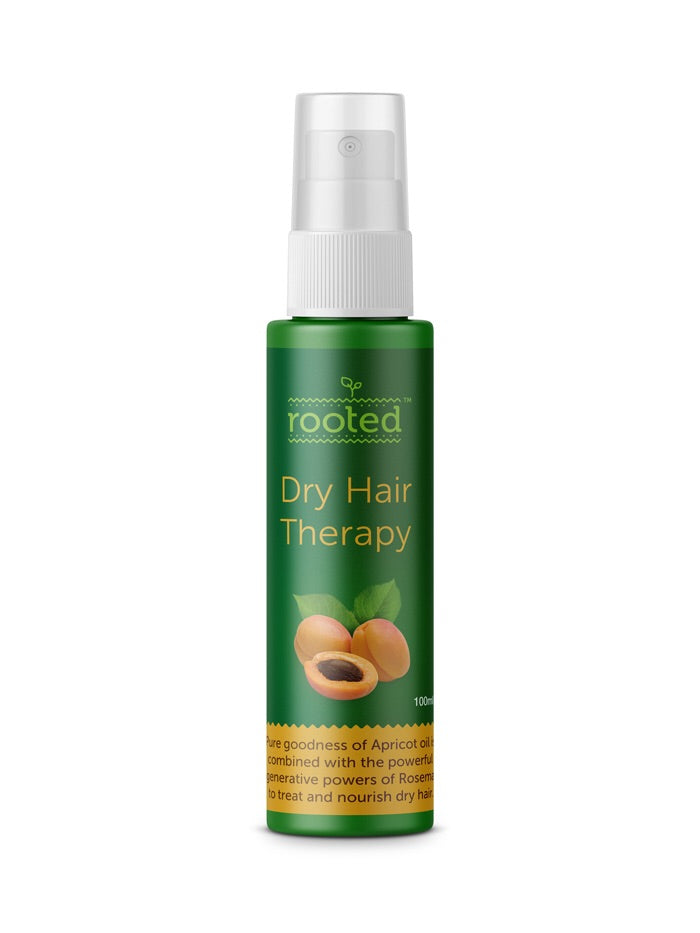 Dry Hair Therapy - Rooted Organics