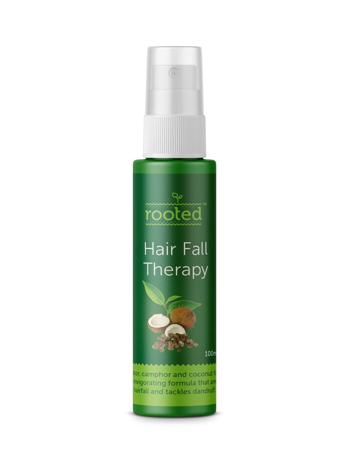 Hair Fall Therapy - Rooted Organics