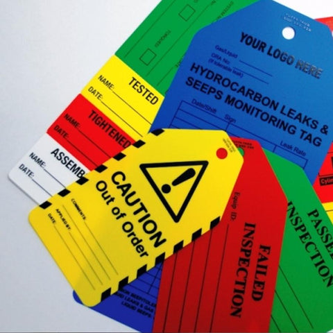 Safety Tags & Lock-out Devices