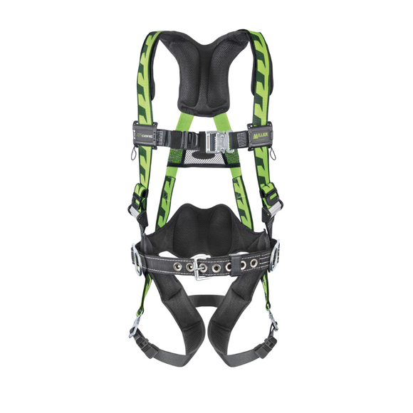 Miller®  AirCore™  Harnesses - Steel Hardware