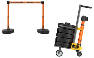 PLUS Cart Package - Orange Banner