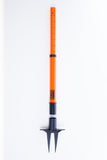 PLUS Orange Plastic Stake