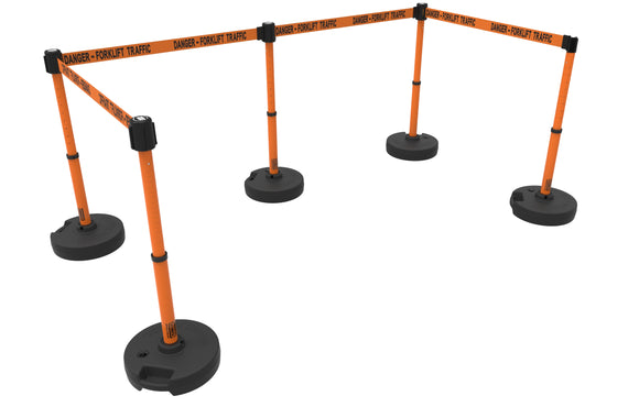 PLUS Barrier Set X2, Orange