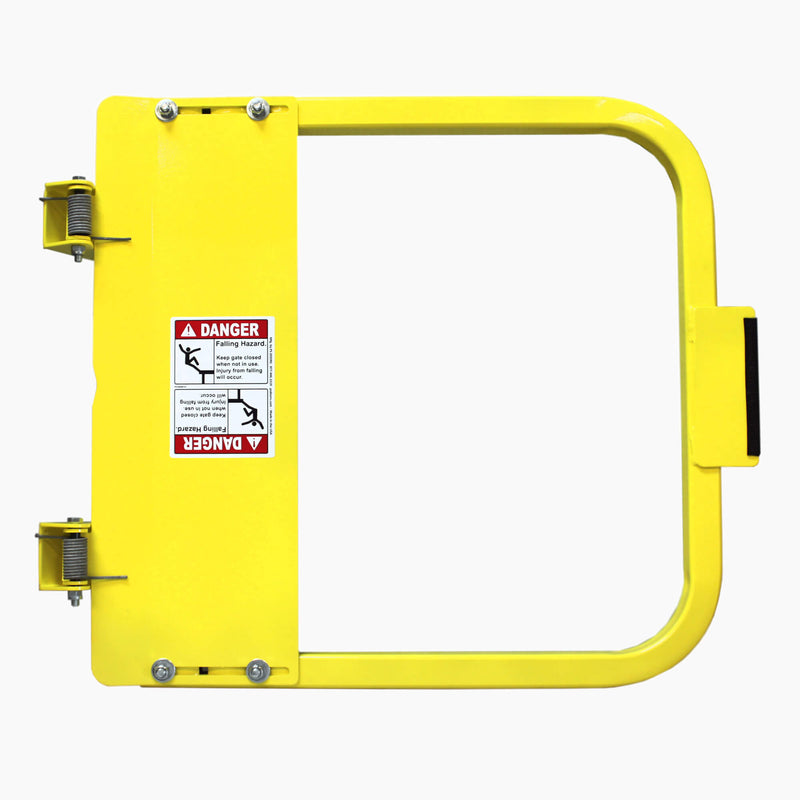 Self-Closing Safety Swing Gates (Power Coat Safety Yellow)