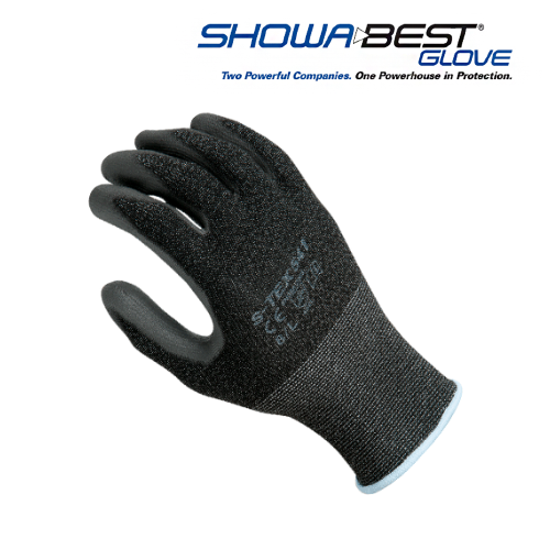 Hi-Tech Assembly Palm Coated Gloves