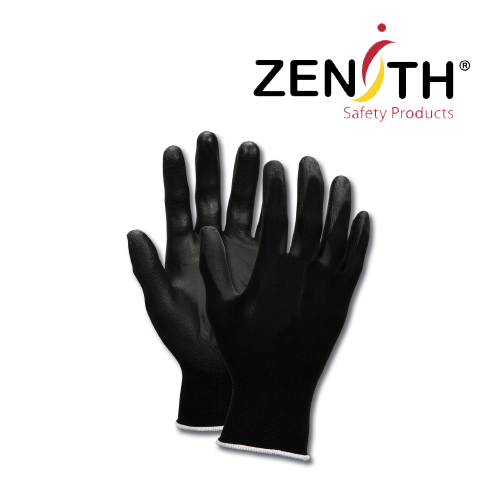 Lightweight Polyurethane Palm Coated Gloves