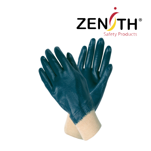 Heavyweight Nitrile Fully Coated Wrist Gloves