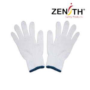 Poly/Nylon String Knit Gloves