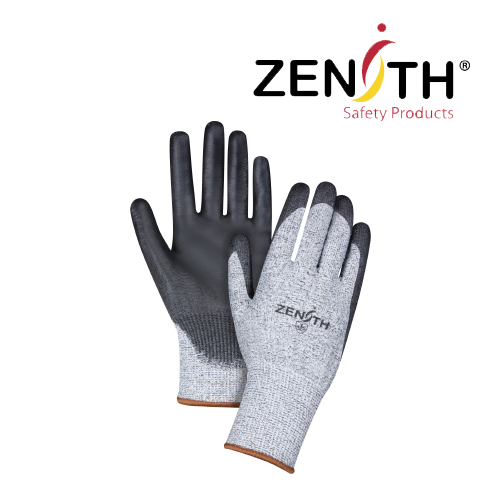 HPPE Polyurethane-Coated Gloves