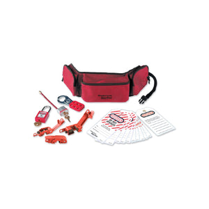 Electrical Pouch Lockout Kit