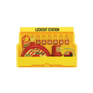 Electrical & Valve Lockout Stations
