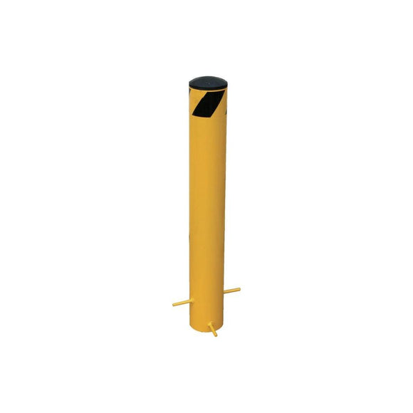 Pour-In-Place Steel Bollards