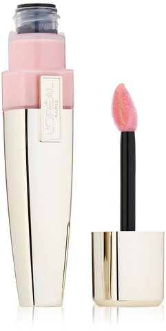 BATOM L'OREAL COLOUR CARESSE WET SHINE LIP STAINS, PINK PERSEVERANCE